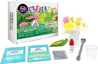 JADE Science Kit for Kids - STEM Jelly Bugs Science Experiment Kit – DIY Kit - Science Experiment kit for kids