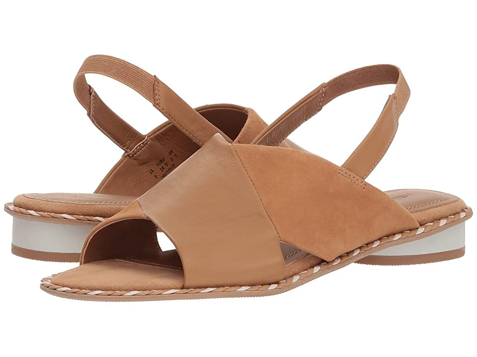 Kelsi Dagger Brooklyn Saline (Tan Leather/Suede) Women