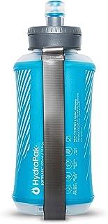 Hydrapak SoftFlask - Lightweight Handheld Running & Hiking Collapsible Water Bottle - (750 or 500 ml)