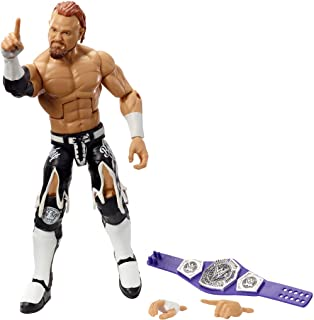 WWE Buddy Murphy Elite Series #72 Deluxe Action Figure with Realistic Facial Detailing, Iconic Ring Gear & Accessories