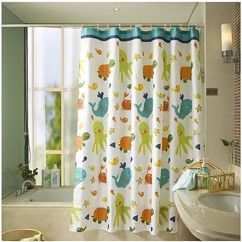 Children S Bathroom Shower Curtains.Children Shower Curtains Amazon Com