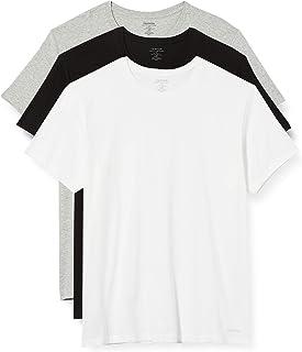 Calvin Klein mens S/S CREW NECK 3PK Trunks
