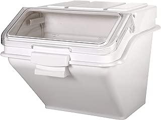 Deer Commercial 200-Cup ProSave Shelf-Storage Ingredient Bin with Scoop,Stackable