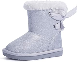 Girls' Boots - Silver / Boots / Shoes