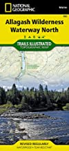 allagash wilderness waterway map
