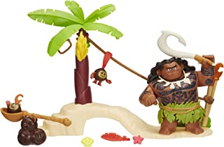 Disney Moana Maui the Demigod's Kakamora Adventure