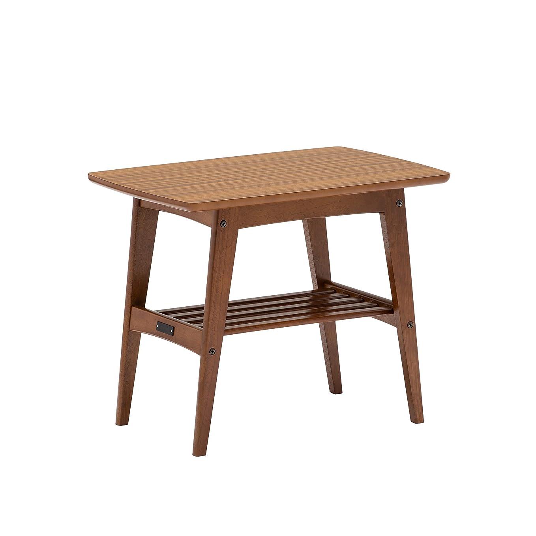 階段スラック時間【カリモク正規品】 カリモク60 サイドテーブル ウォールナット T36200RWK