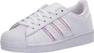 adidas Originals Kids' Superstar Crib Shoe, White1/White/White, 11.5K