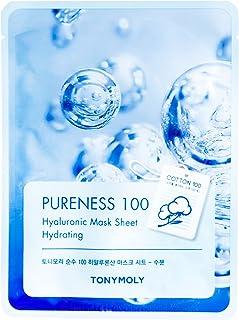 Tony Moly Pureness 100 Hyaluronic Acid Mask Sheet