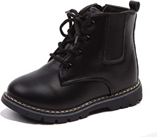 Children Martin Boots Baby Girl's Short Boots Kids Casual Shoes Rain Boots Waterproof