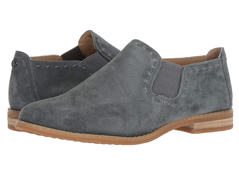 Hush Puppies Chardon Slip-On (Storm Suede) Women