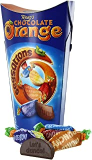 Terry's Chocolate Orange Segsations
