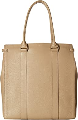 Shinola Detroit Soft Shoulder Tote Luxe Grain PG