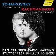 Tchaikovsky: Symphony No. 5; Rachmaninoff: Piano Concerto No. 1