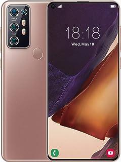 Mobile Phone, Unlocked Smartphone, 6GB + 128GB, 7.2 Inches FHD+ Waterdrop Display, 13MP / 48MP 4 Cameras, 4G Dual SIM, 500...