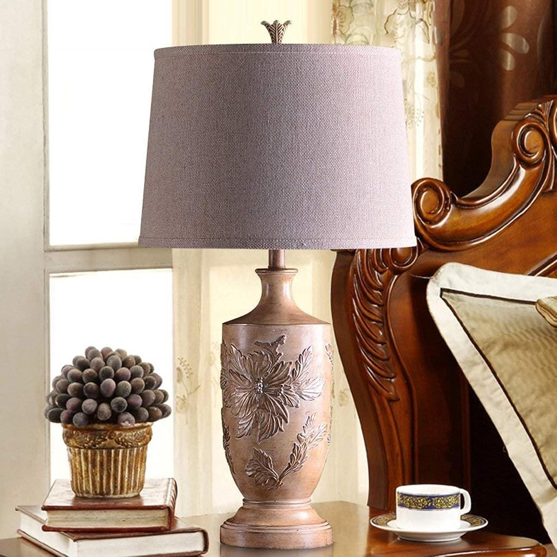 YMWLKE Lichter Europäische amerikanische Schlafzimmer-Schlafzimmer-Nachttischlampe-Hotel-Restaurant-Lichter Originalität by B01MEFXN5J B01MEFXN5J B01MEFXN5J | Viele Stile  4f14fe