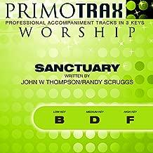 Sanctuary - Lord Prepare Me to Be (Worship Primotrax) [Performance Tracks] - EP