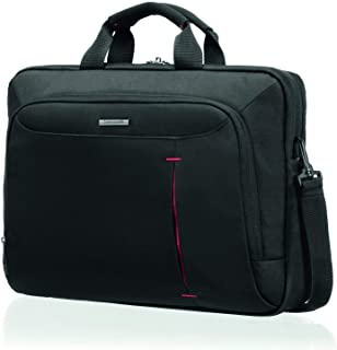 Samsonite 55919 Guard it Laptop Briefcase, Small, Black, 28 Centimeters