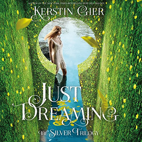Just Dreaming audiobook cover art