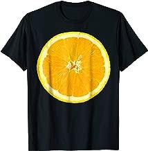 HALLOWEEN Costume Shirt, ORANGE Fruit Cute Vegan T-Shirt