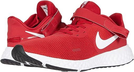 Gym Red/White/Black