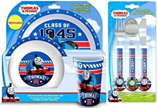 thomas the tank engine cutlery set