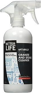 Better Life Take it for Granite Stone Countertop Cleaner - Pomegranite & Grapefruit - 16 oz
