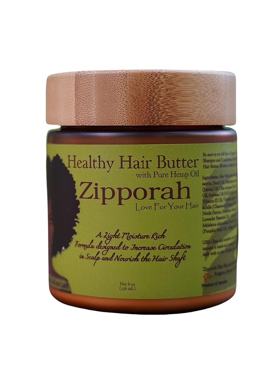 Zipporah Healthy Hair Butter Ranking TOP10 Max 41% OFF - Hemp Oil Promotes Growth