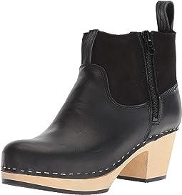 Zip It Shearling Boot