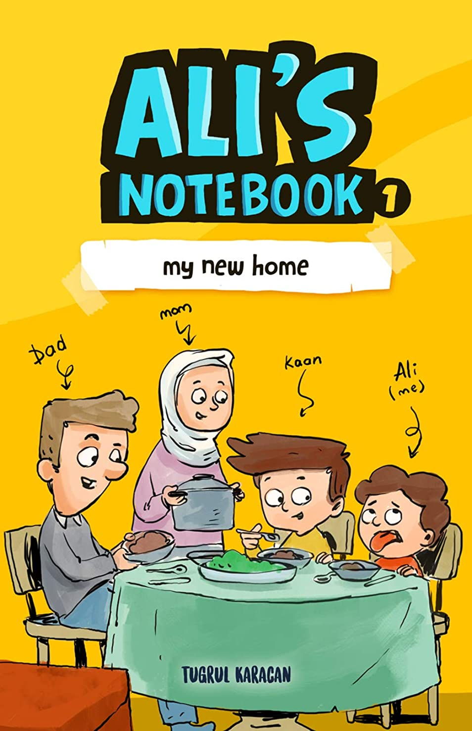 すばらしいです教みがきますAli's Notebook: My New Home - Ramadan Special Edition (English Edition)