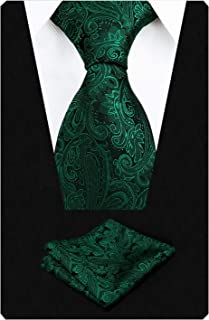Best teal paisley tie Reviews