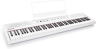 Alesis Recital White – 88 Key Digital Electric Piano / Key