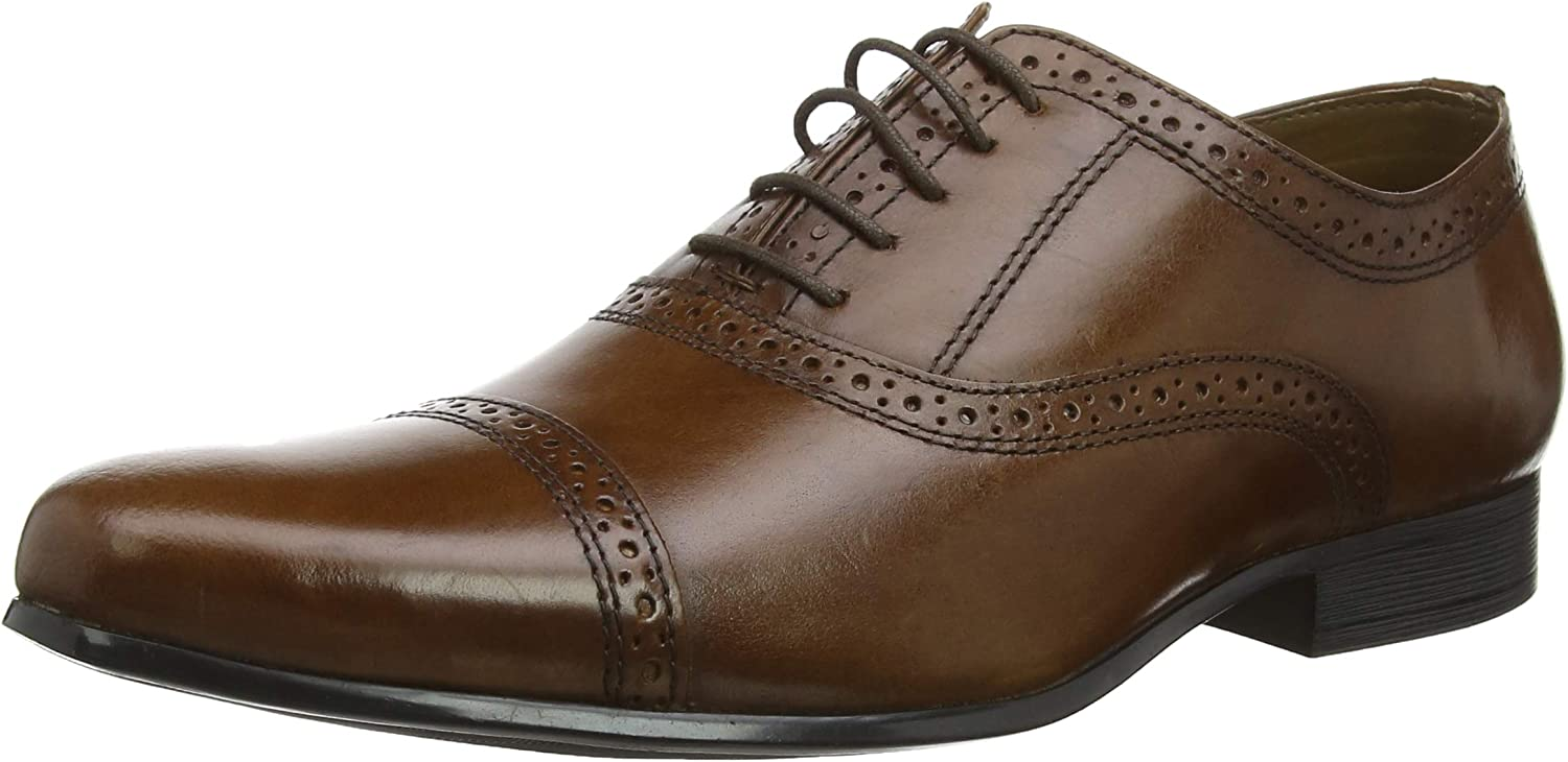 Red Tape Men's 2021 new Lace-up Dedication Oxford