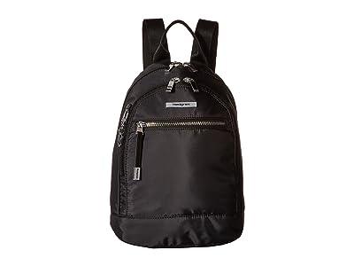 Hedgren Sheen RFID Backpack (Black) Backpack Bags