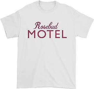 FerociTees Rosebud Motel Shitt's Umbrella Mens T-Shirt