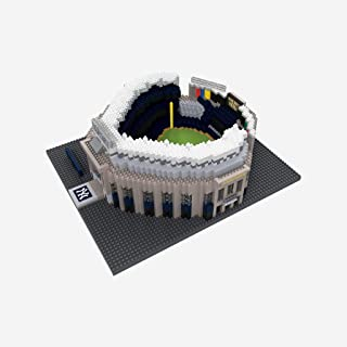 FOCO MLB New York Yankees Unisex 3D Brxlz- STADIUM3D Brxlz- Stadium, Team Color, One Size