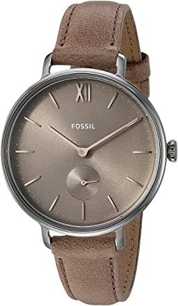 ES4664 Silver Beige Leather