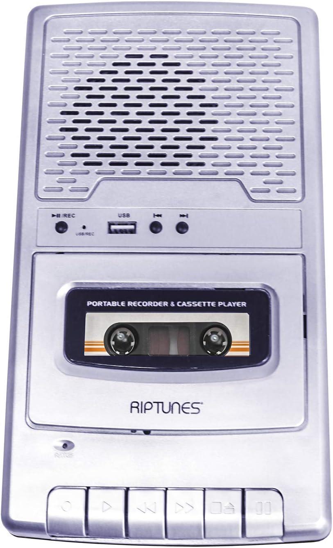 Riptunes Portable Cassette Recorder Player USB Many popular brands to Popular brand Tape Mu Audio