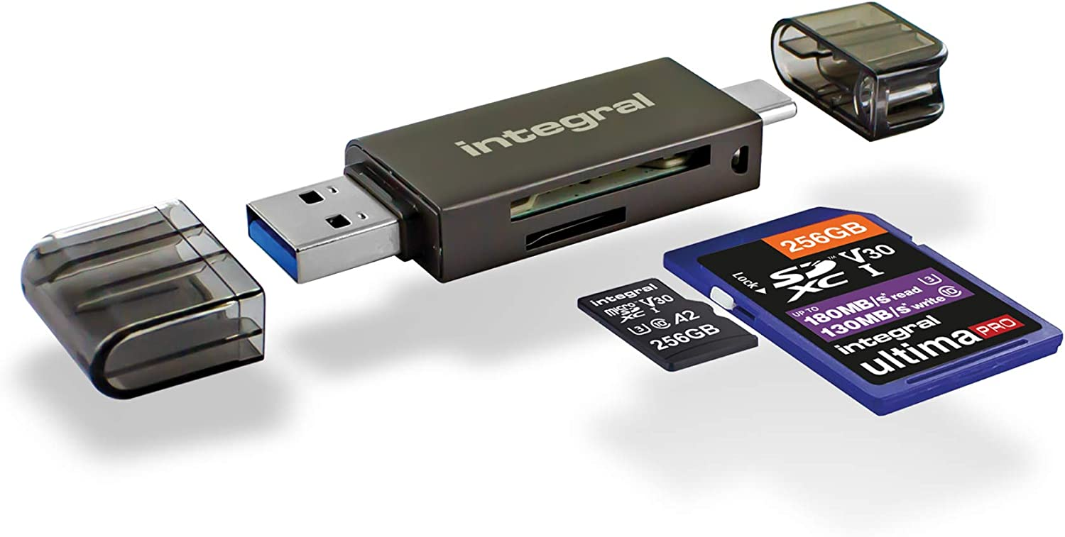 Integral 1tb Micro Sd Card 8k And 4k Video Read 180mb Computers Accessories