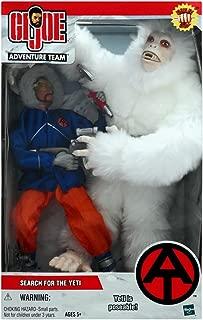 GI Joe Adventure Team Search for the Yeti Action Figure