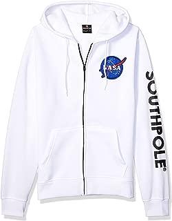 Southpole Men's NASA Collection Fleece Sweatshirt (Hoody, Crewneck)