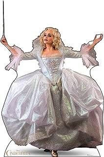 Advanced Graphics Fairy Godmother Life Size Cardboard Cutout Standup - Cinderella (2015)