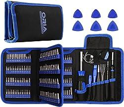 ORIA Jogo de chaves de fenda de precisão (novo) 172 em 1 com 112 bits e 44 bits de 1/4 polegadas, kit de ferramentas de re...
