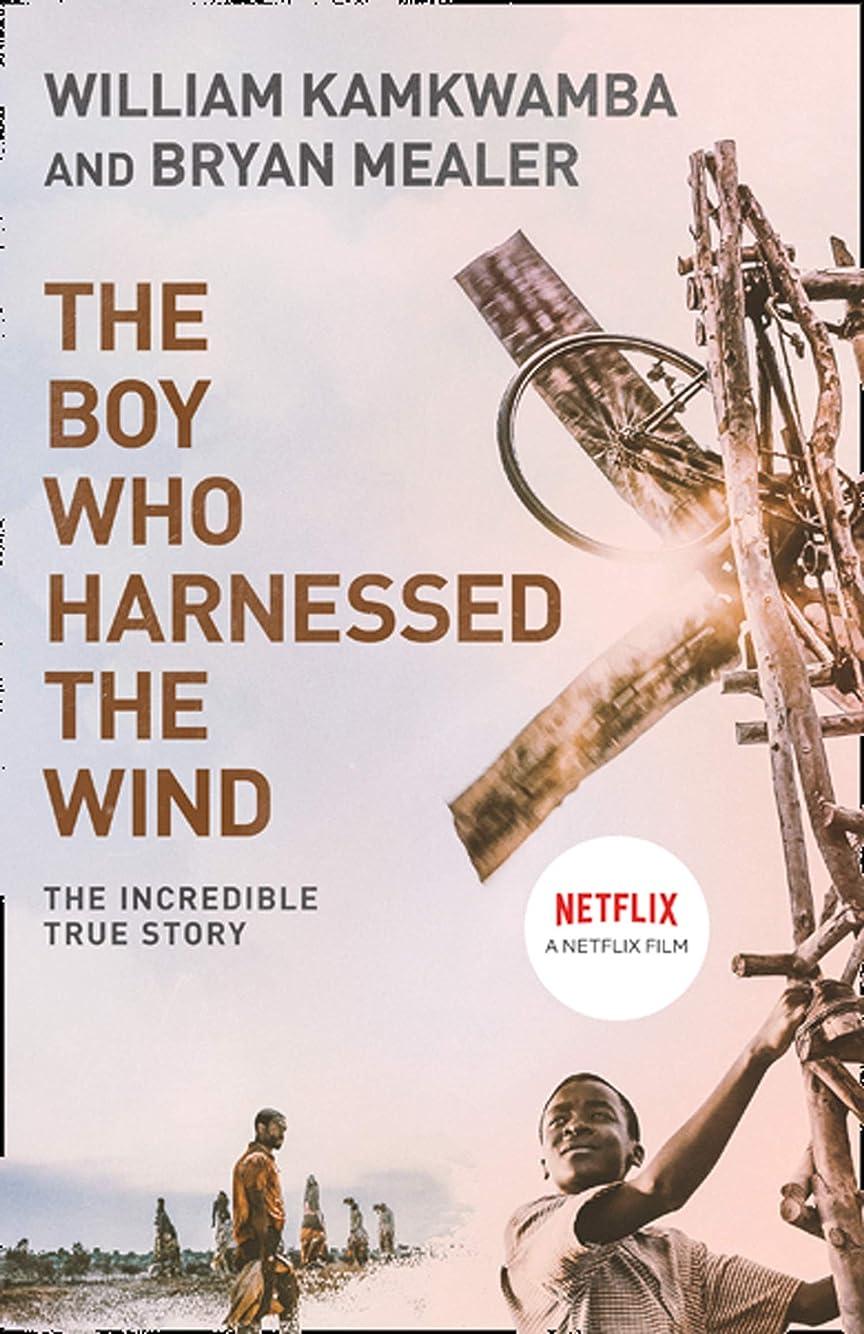 原子炉シアーエンゲージメントThe Boy Who Harnessed the Wind (English Edition)