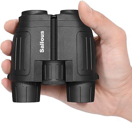 10X25 Small Compact Lightweight Binoculars for Adults Kids Bird Watching Traveling Hiking Wildlife Watching. Clear View, Easy to Focus. Pocket Folding Binocularsfor Opera Concert Theater Opera.