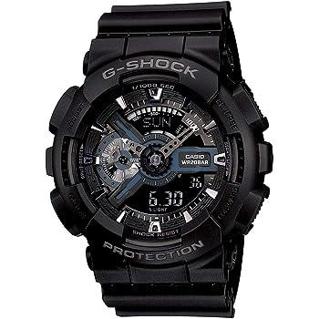 [カシオ] 腕時計 ジーショック GA-110-1BJF ブラック