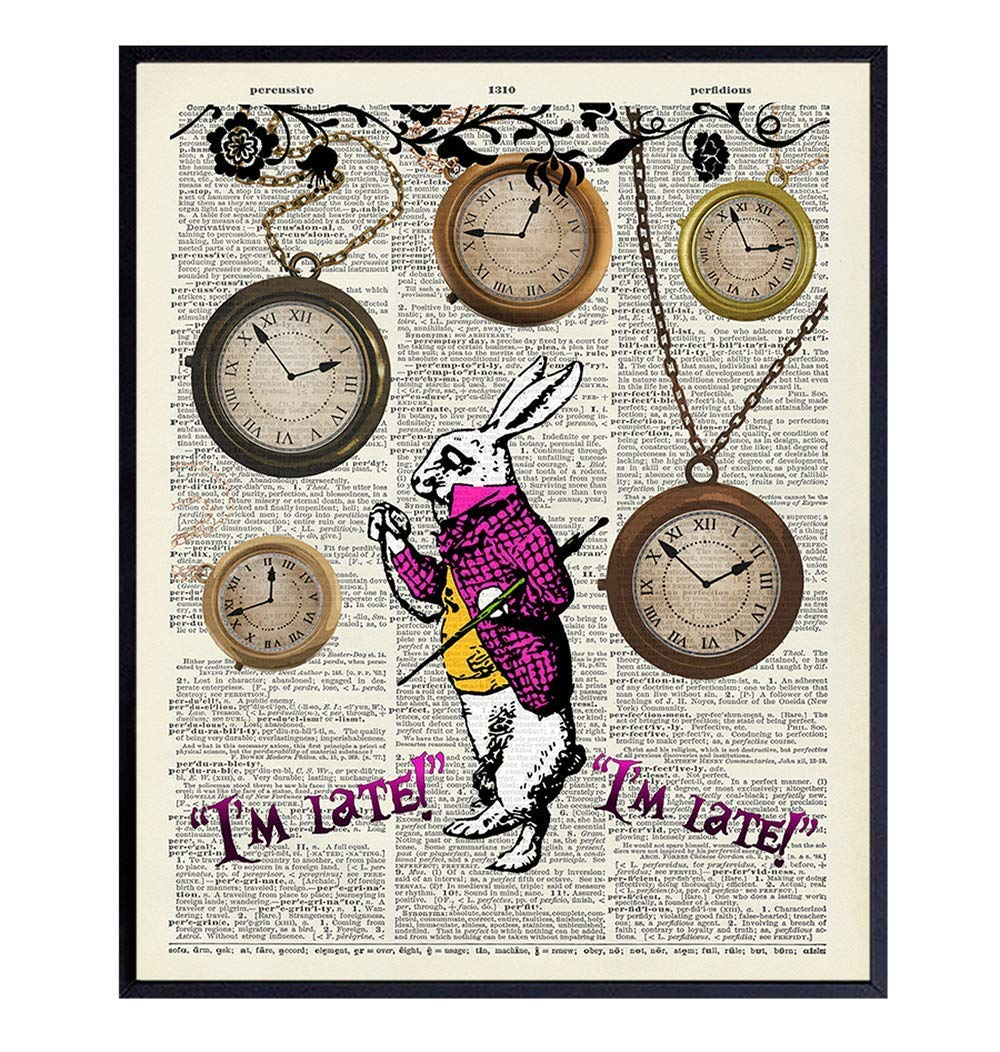 Alice in Wonderland Max 64% OFF 2021new shipping free Decor Room Ho - Gifts