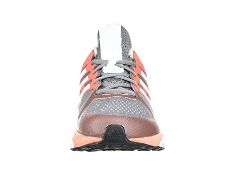 adidas Running Supernova Stability Grey Three/Footwear White/Chalk Coral Buy Online Authentic Clearance Big Discount Cheap Classic Low Cost Online m42668e
