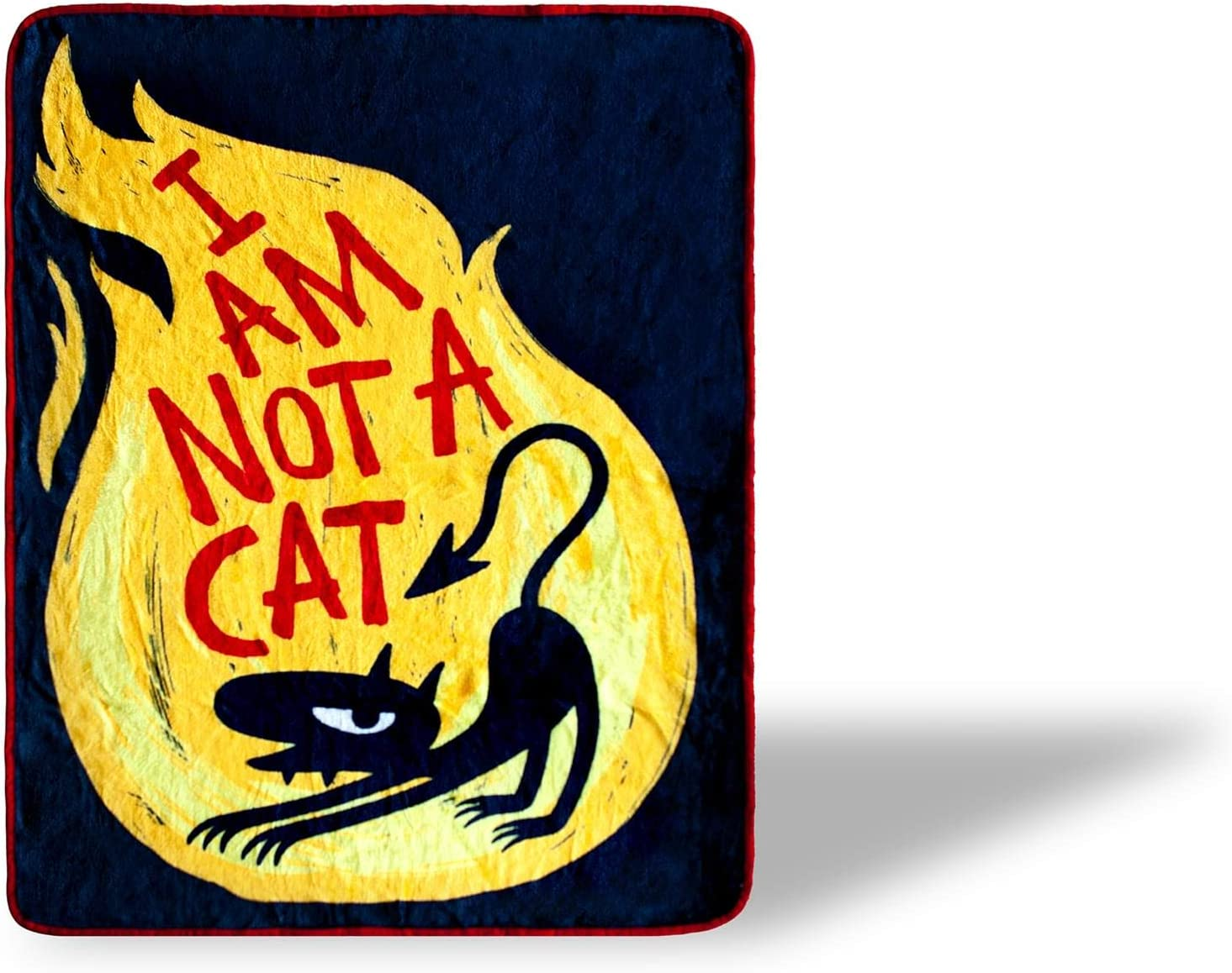 Disenchantment Luci The Demon Large Max safety 47% OFF Throw Fleece Decor Blanket