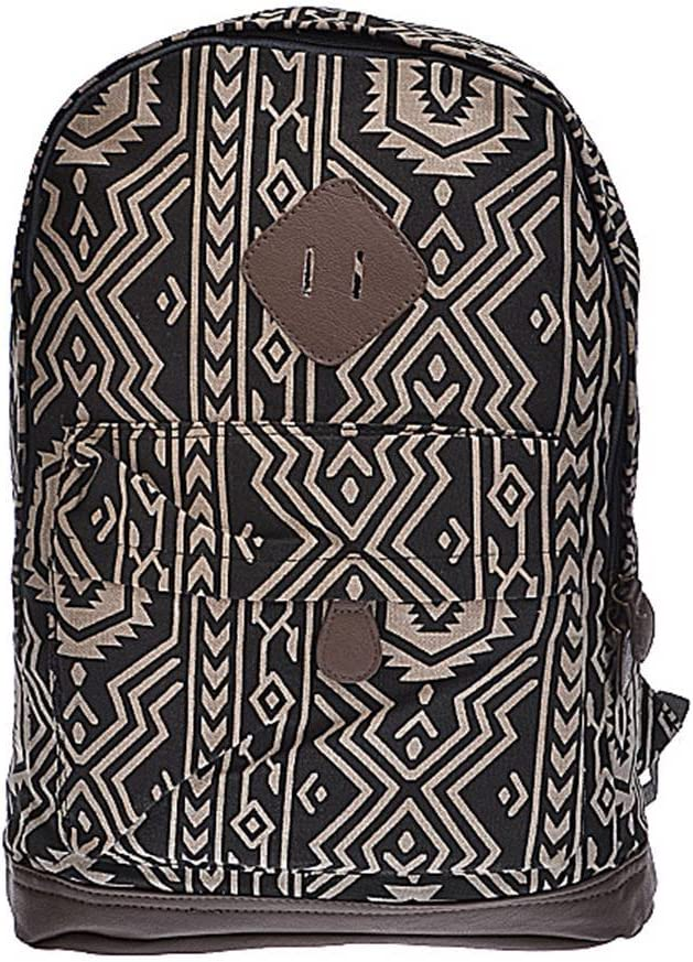 Womens Designer Gold Pattern Backpack Same day Max 72% OFF shipping